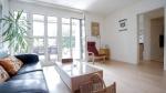Appartement meublé avec jardin (8006) à louer pour 12 mois